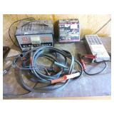 Battery Cables, Charger & Tester - Trickle Charger