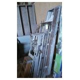 (6) Step Ladders - Various Sizes