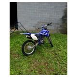 Yamaha TTR 230 dirt bike needs has cable and