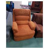 Burnt Orange recliner