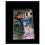 Marvel comic  the incredible hulk