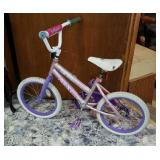 Cute Lil gem girls bike