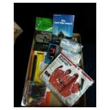 Camping kit including Utility nylon, compass,
