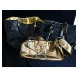 Beautiful Coach purse and 2 other purses