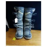 Size 12 motorcycle riding boots