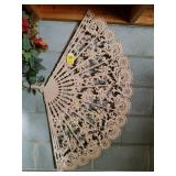 Beautiful home interior fan approx size is 42