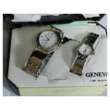 Geneva Class Collection Watch Set