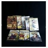 Approx 8 westerns on DVD