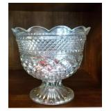 Wexford trifle bowl approx 7 inches tall