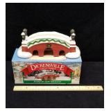 Dickinson collectibles porcelain bridge