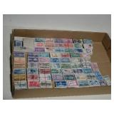1950s Stamps