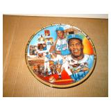 Sports Collector Plates