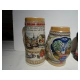 Beer Steins & Mugs