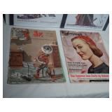 Vintage Magazines & Paper