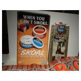 Skoal Sign, Heileman