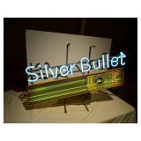 Coors Light Silver Bullet Neon Light