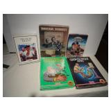 Commodore 64 Games & Manuals