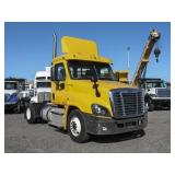 2012 FREIGHTLINER CASCADIA Single Axle Daycab