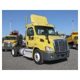 2011 FREIGHTLINER CASCADIA Single Axle Daycab
