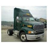 2007 STERLING A9513 Single Axle Daycab