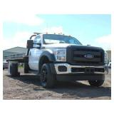 2016 FORD F550 Rollback Tow Truck
