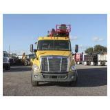 2012 FREIGHTLINER CASCADIA Grapple Truck