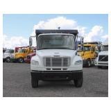 2010 FREIGHTLINER M2 106 S/A Steel Dump Truck