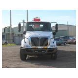 2010 INTERNATIONAL 8600 Grapple Truck