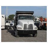 2007 MACK CXN612 T/A Steel Dump Truck