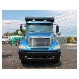 2007 FREIGHTLINER COLUMBIA T/A Steel Dump Truck