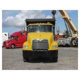 2005 MACK CX600 T/A Steel Dump Truck