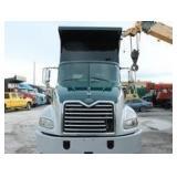 2005 MACK ASPT T/A Steel Dump Truck
