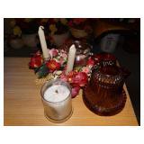 Home Interiors Princess light, rose candle
