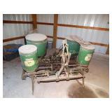 John Deere 2 row corn planter