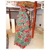 Prelit Christmas tree 6ft