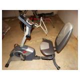 Weslo stationary exercise bike