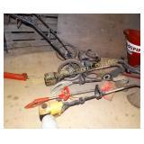 Briggs & stratton quamtum xm 5hp push mower & 2