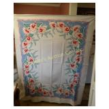 "Calloway tablecloth 52"" x 52"""