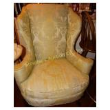 Sherrill Wing back chair