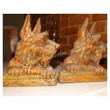 2 Scottish Terrier bookends