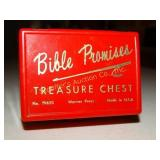 Bible promises treasure chest