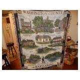 Wasington County throw, 48x66