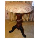 A. Merriam & co, Meriden, CT Piano stool with