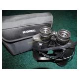 Bushnell binoculars and case