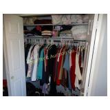 Closet contents - Ladies clothing - Lots of