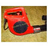 Electric blower w/extensions