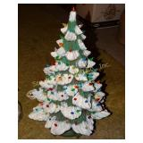 "Ceramic Christmas Tree 20""H 2 pcs"