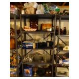 5 Shelf unit gray (NO CONTENTS) 6