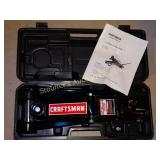 Craftsman 2 1/4T trolley jack w/case NEW
