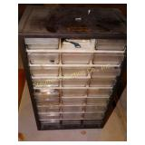 Craftsman 27 drawer organizer (missing 1)